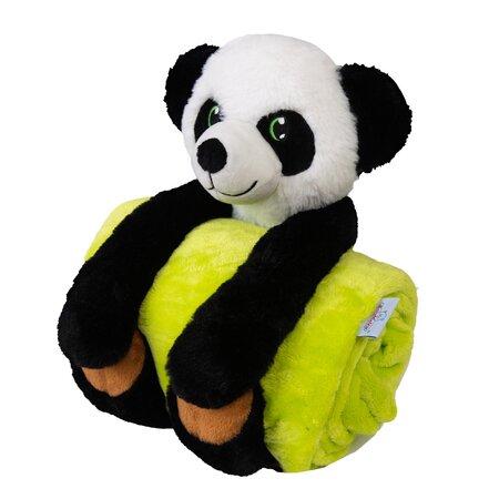 detska deka panda