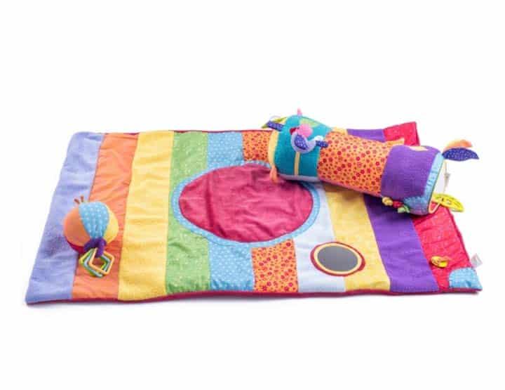 hraci deka