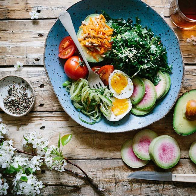 zdrava strava