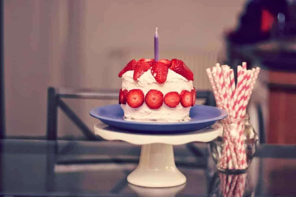 dort prvni narozeniny