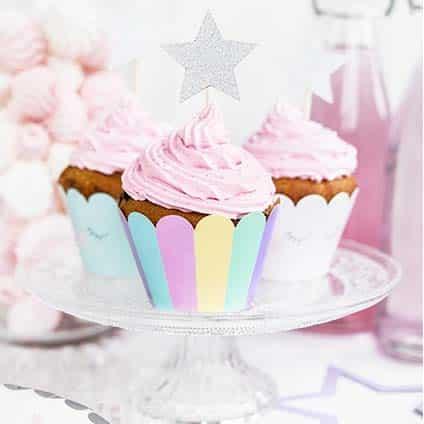 kosicky cupcake jednorozec