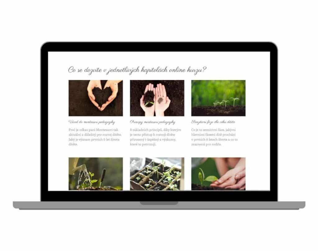 online kurz montessori