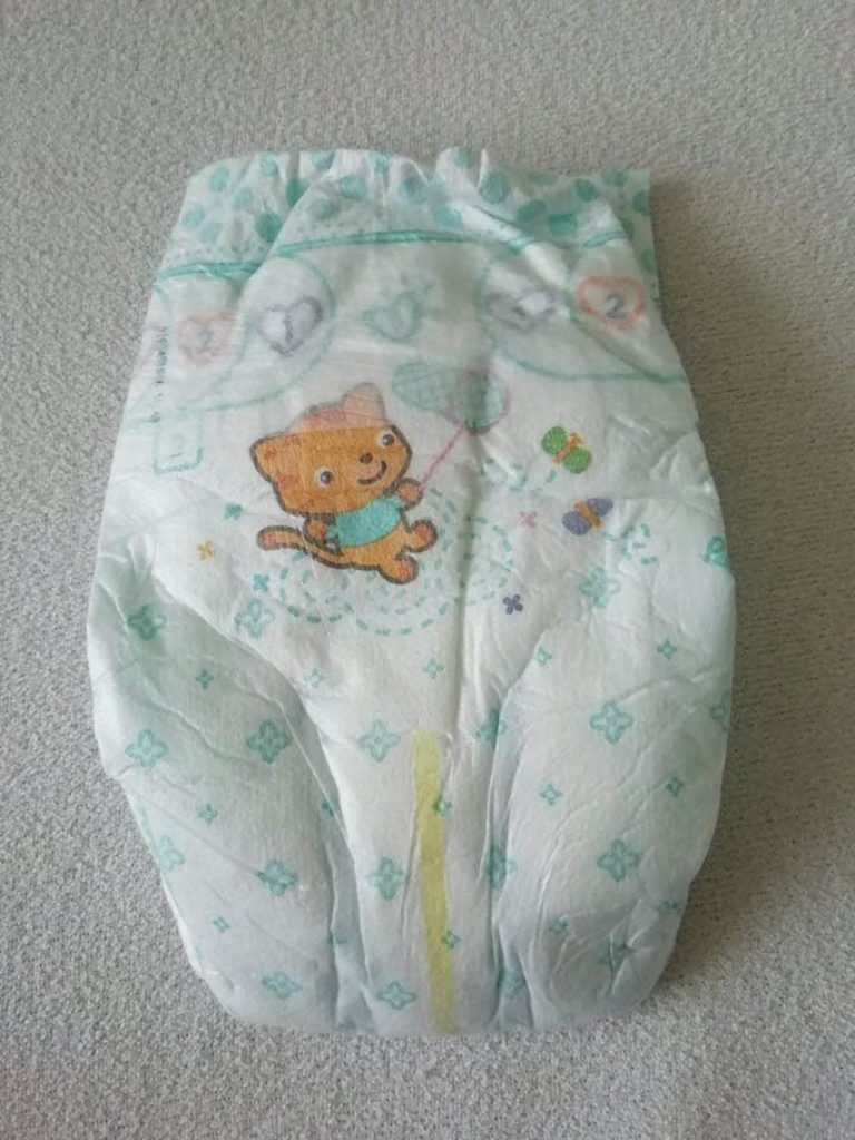 pampers recenze