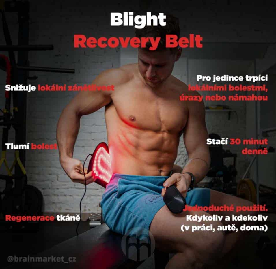recovery belt