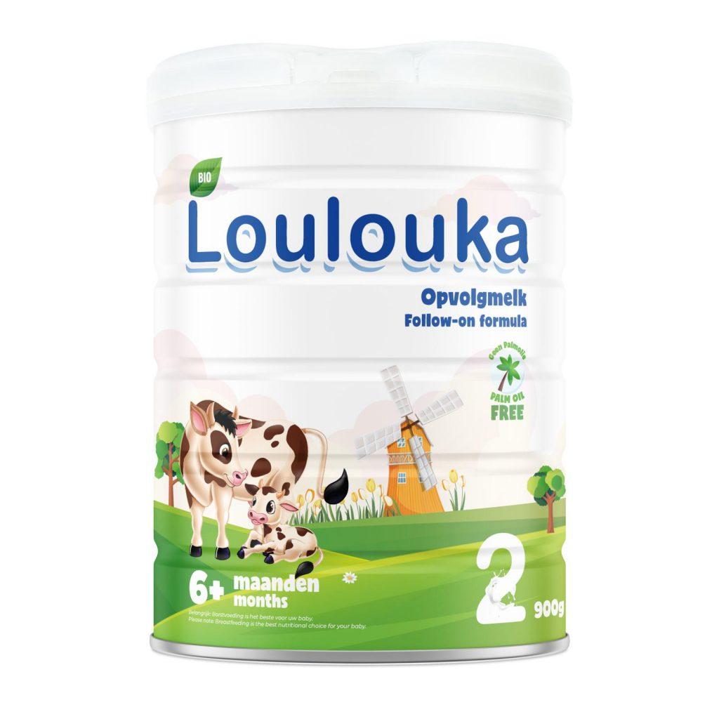 kojenecke mleko loulouka