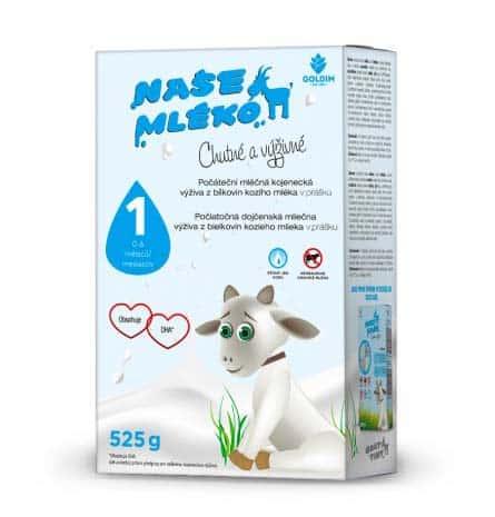 Nase mleko umele mleko
