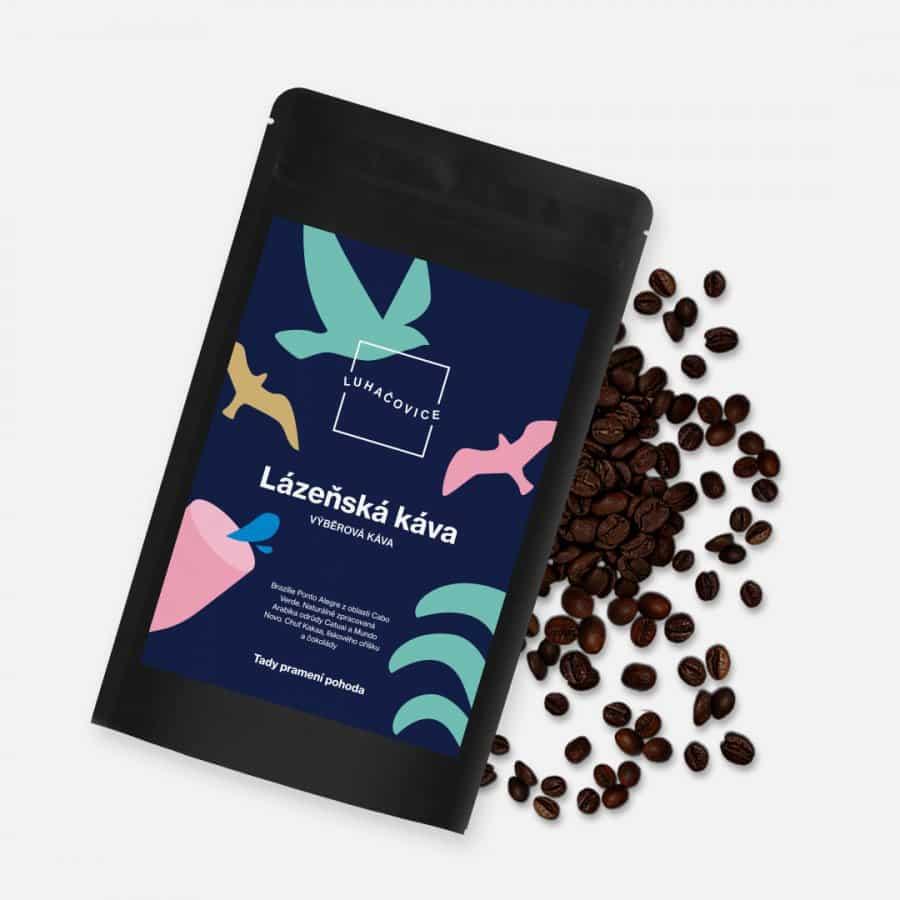 lazenska kava darek ke dni matek