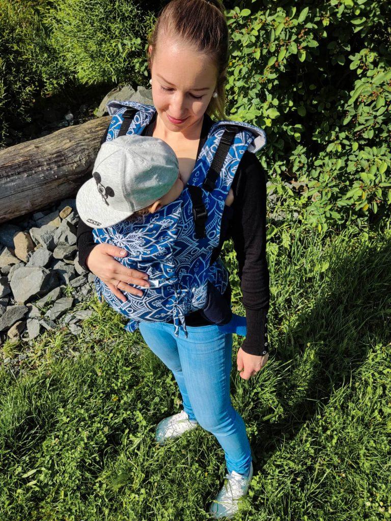 nositko belenka kojeni