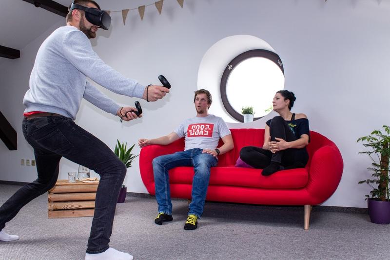 darek pro teenagera Oculus