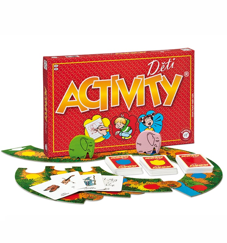 activity darky na vanoce pro deti
