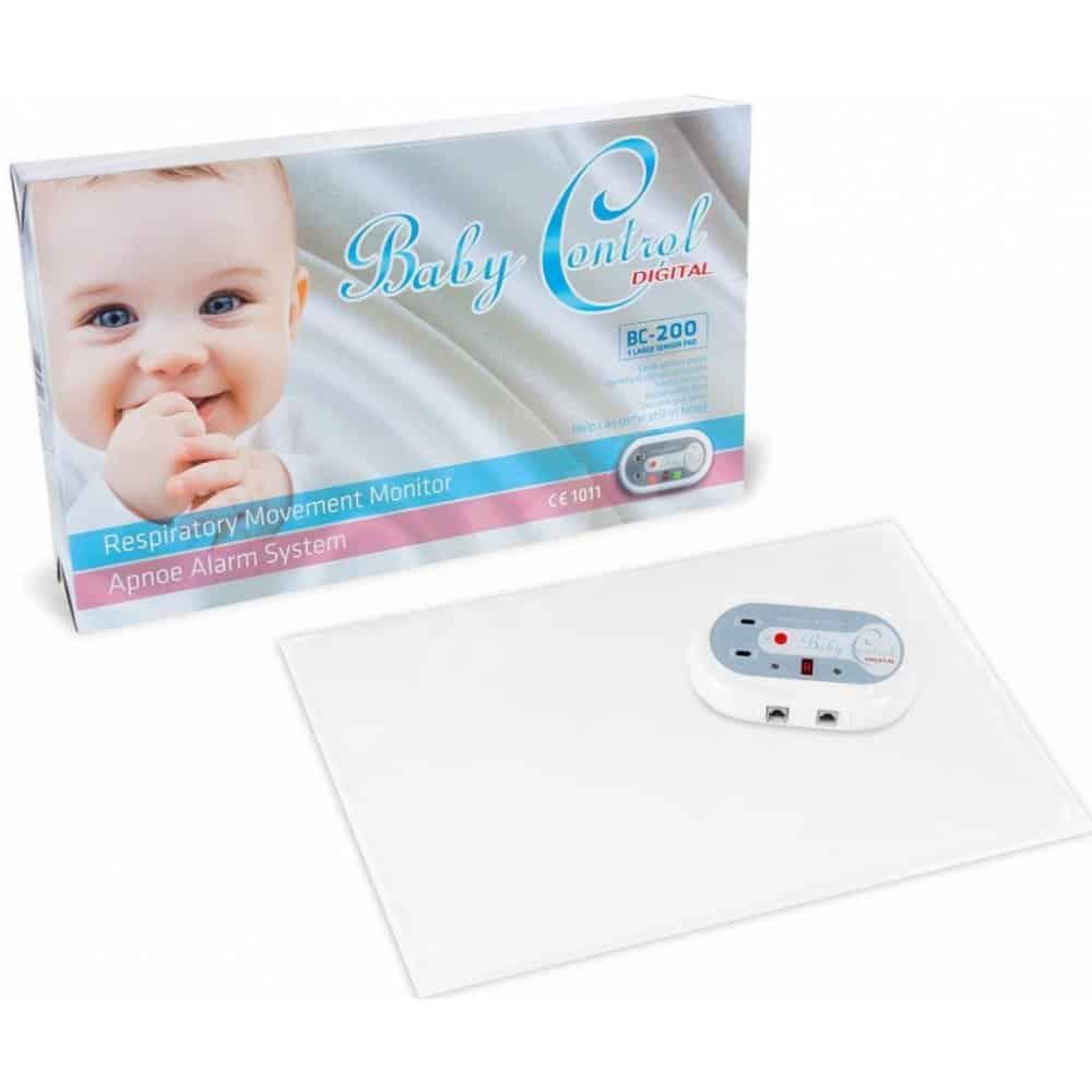 monitory dechu baby control