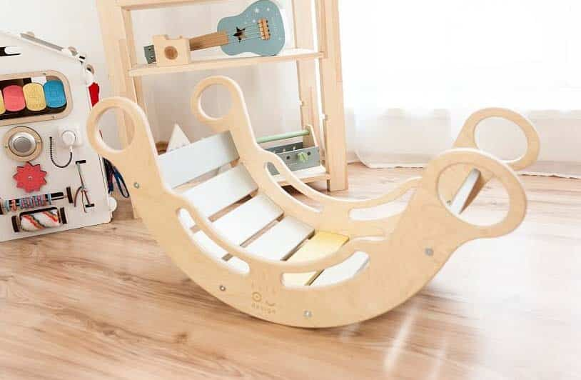 elis design montessori houpacka