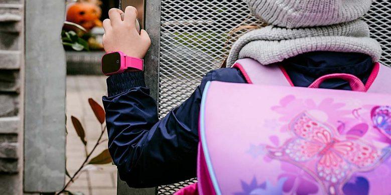 chytre hodinky pro deti