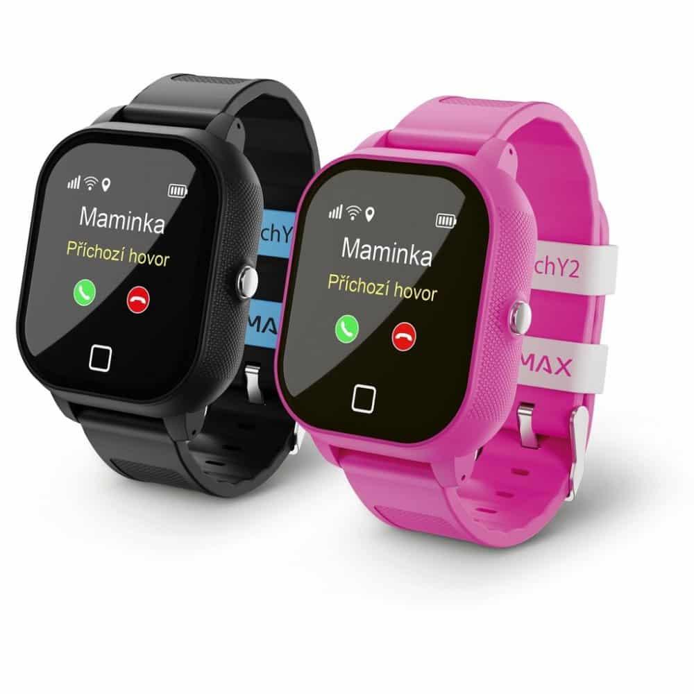 chytre hodinky pro deti LAMAX WatchY2