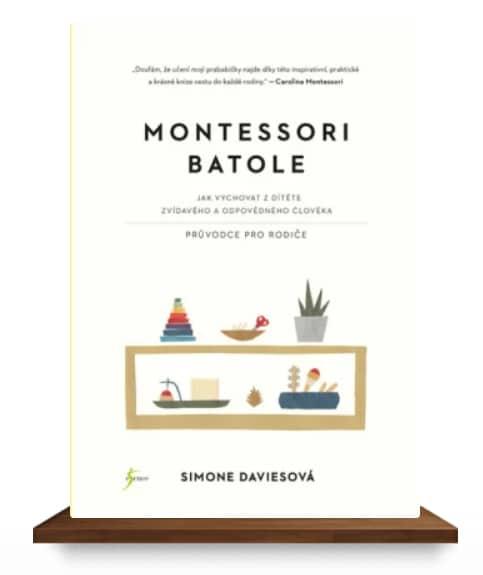 montessori batole kniha