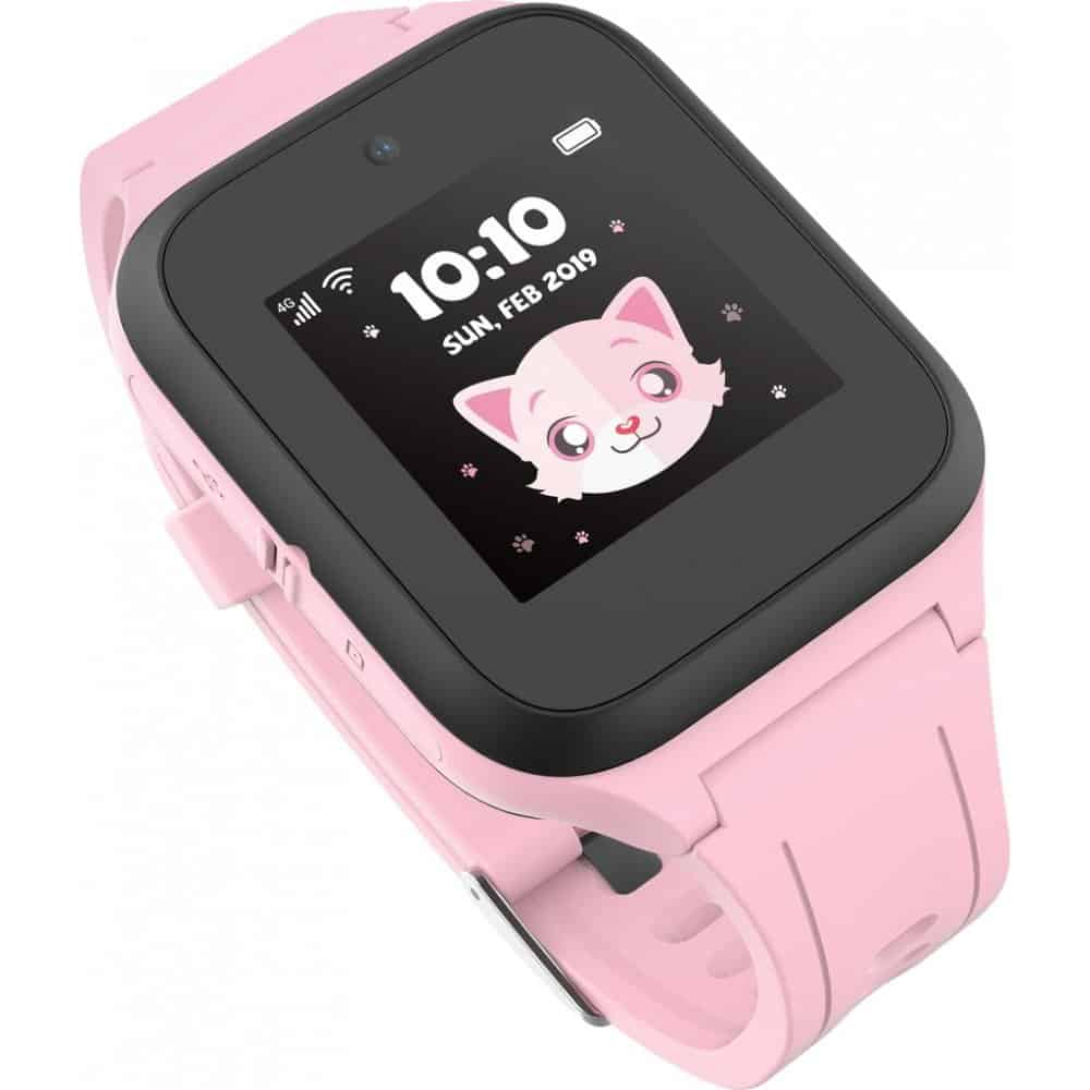 TCL movetime chytre hodinky ruzove